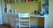 desk-white-spray-painted-finish