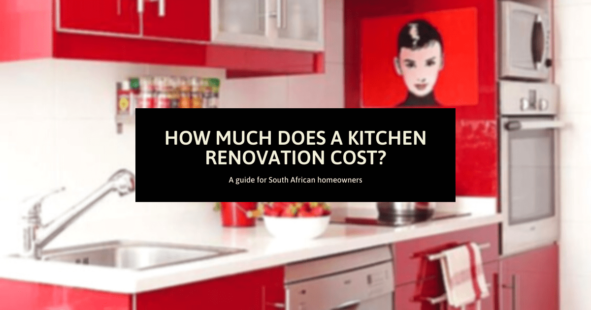 How Much A Kitchen Renovation Costs In South Africa Select A Kitchen